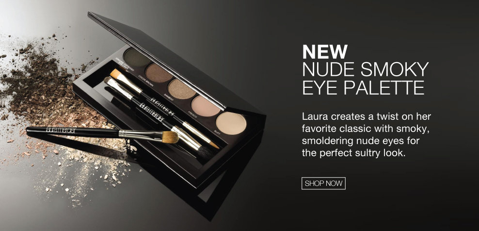 NEW Nude Smoky Eye Palette