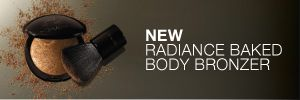 NEW Radiance Baked Body Bronzer