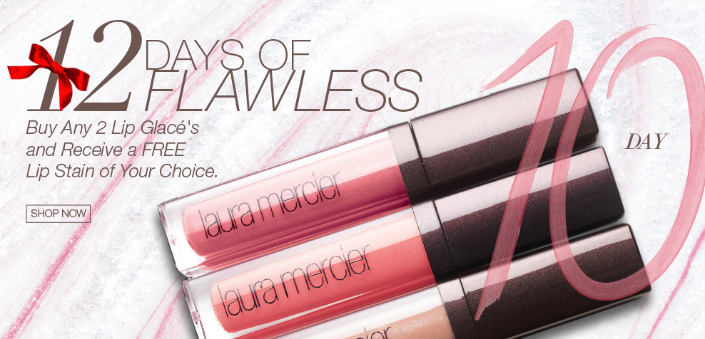 Buy 2 Lip Glace, Receive Free Lip Stain