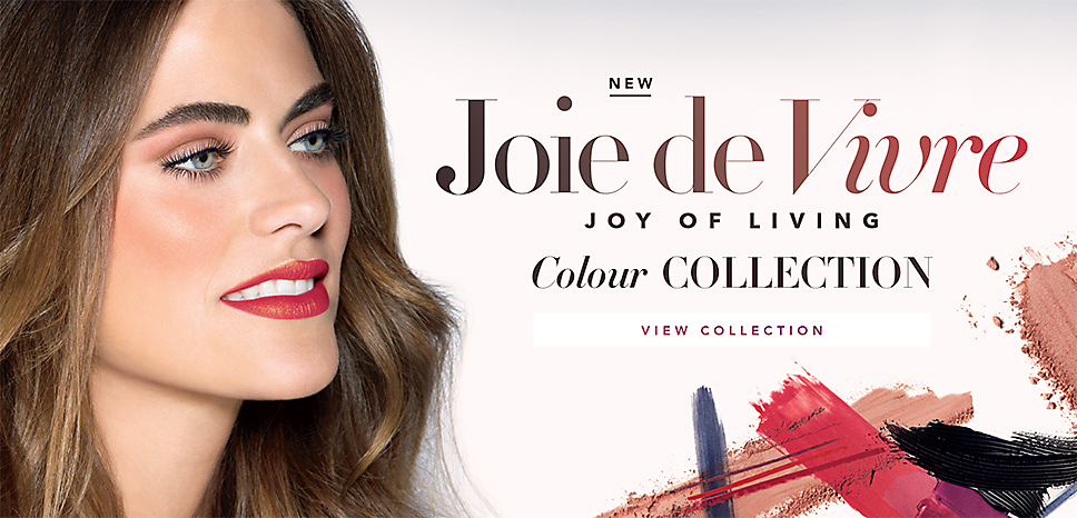 Joie de Vivre Colour Collection
