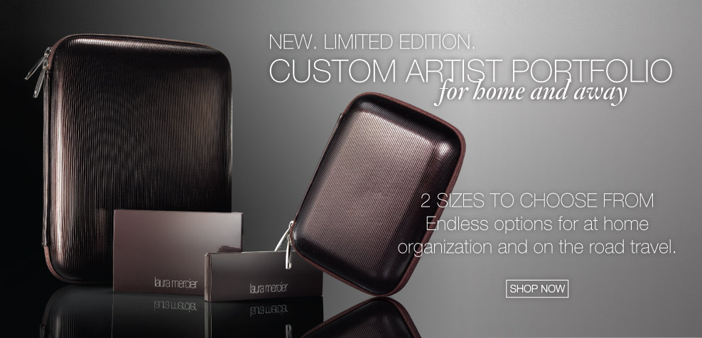 New Custom Portfolio available in two sizes