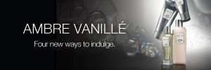 Ambre Vanille - 4 new ways to indulge