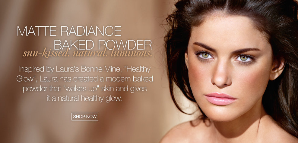 NEW Matte Radiance Baked Powder