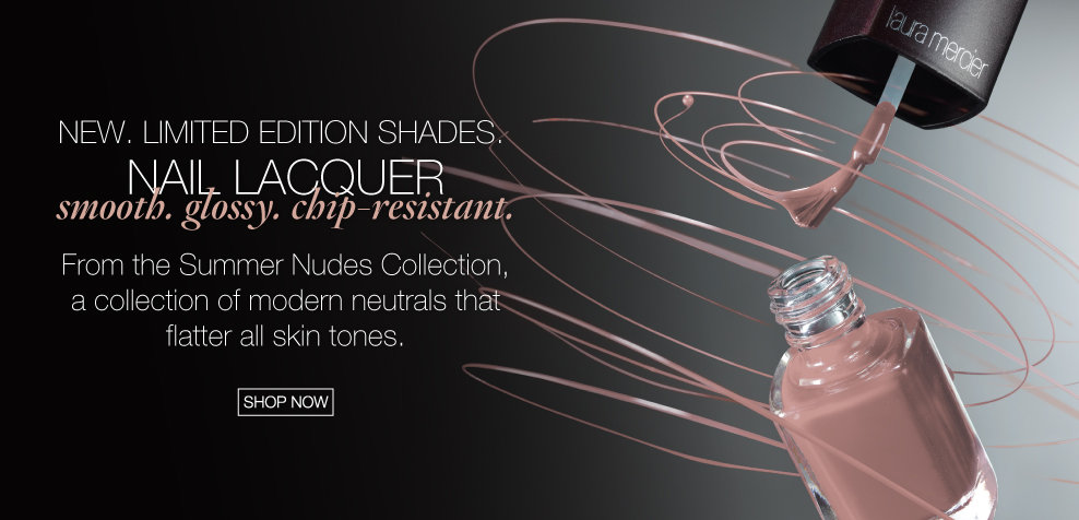 NEW Summer Nudes Nail Lacquers