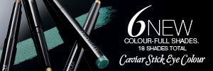 NEW SHADES Caviar Stick Eye Colour