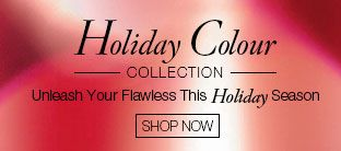 2014 Holiday Colour Collection