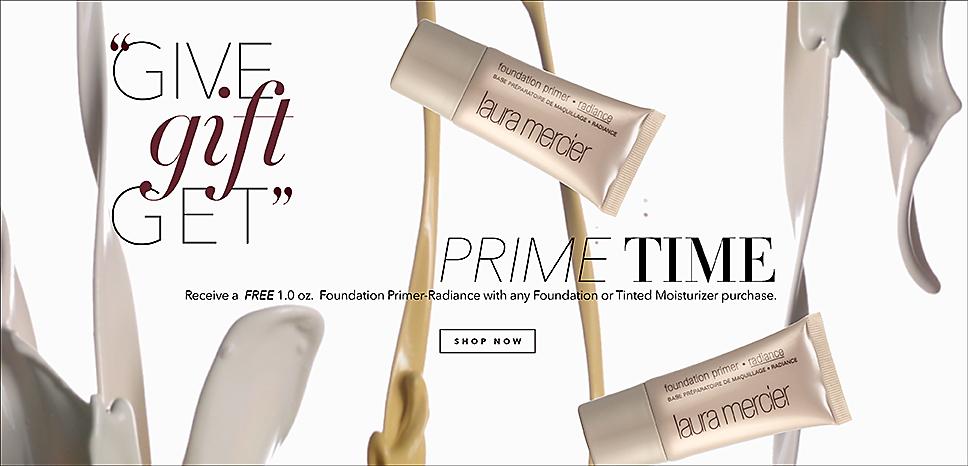 Free 1oz Foundation Primer-Radiance