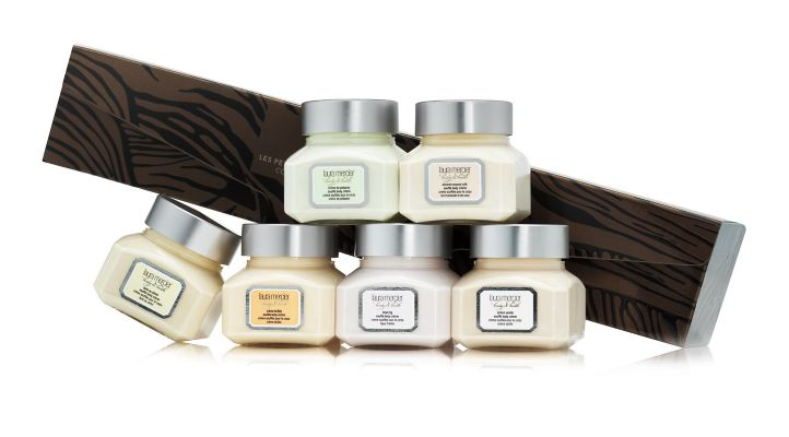 Les Petits Soufflés Body Crème Collection