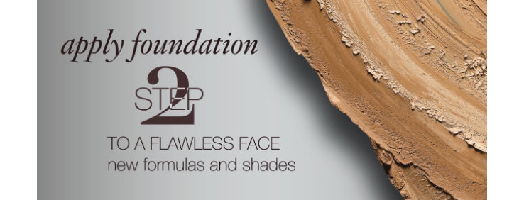 Step 2: Apply Foundation