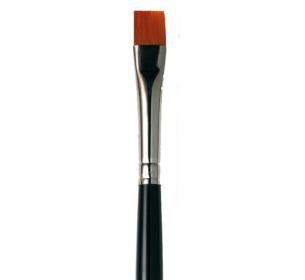 flat eye liner brush
