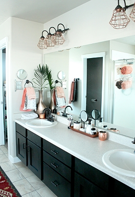 5 Master Bathroom Updates You Can Do In No Time