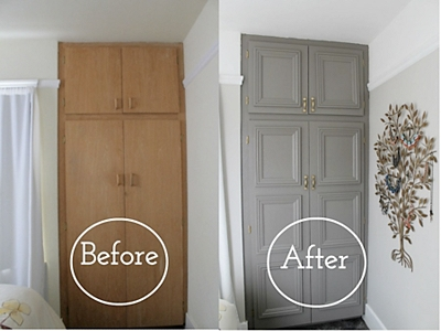 Closet Makeover: Before and After - How Fantastic