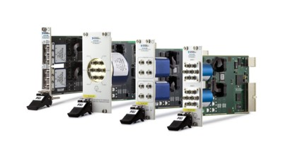 National Instruments delivers a flexible, modular switching solution based on PXI.
