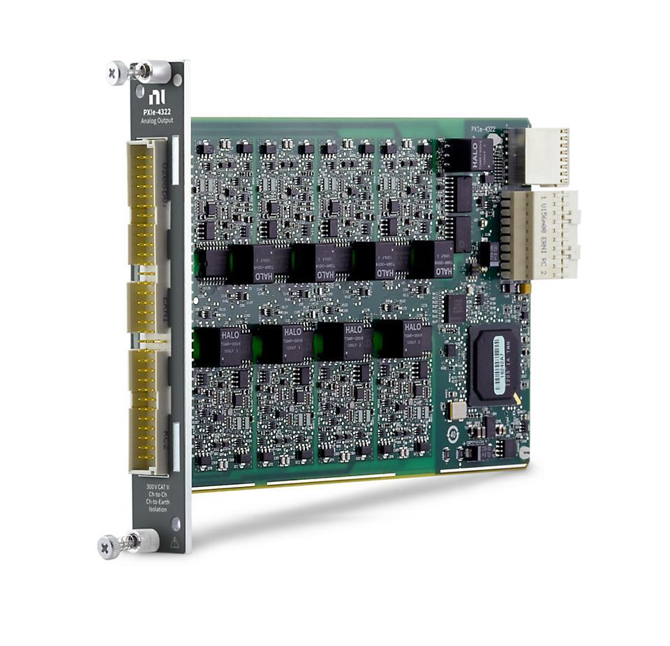 PXIe-4322