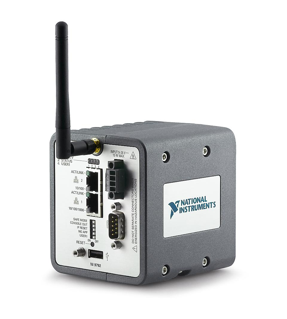 Image for RT Controller with Integrated Gateway for WSN from NI United States Branch