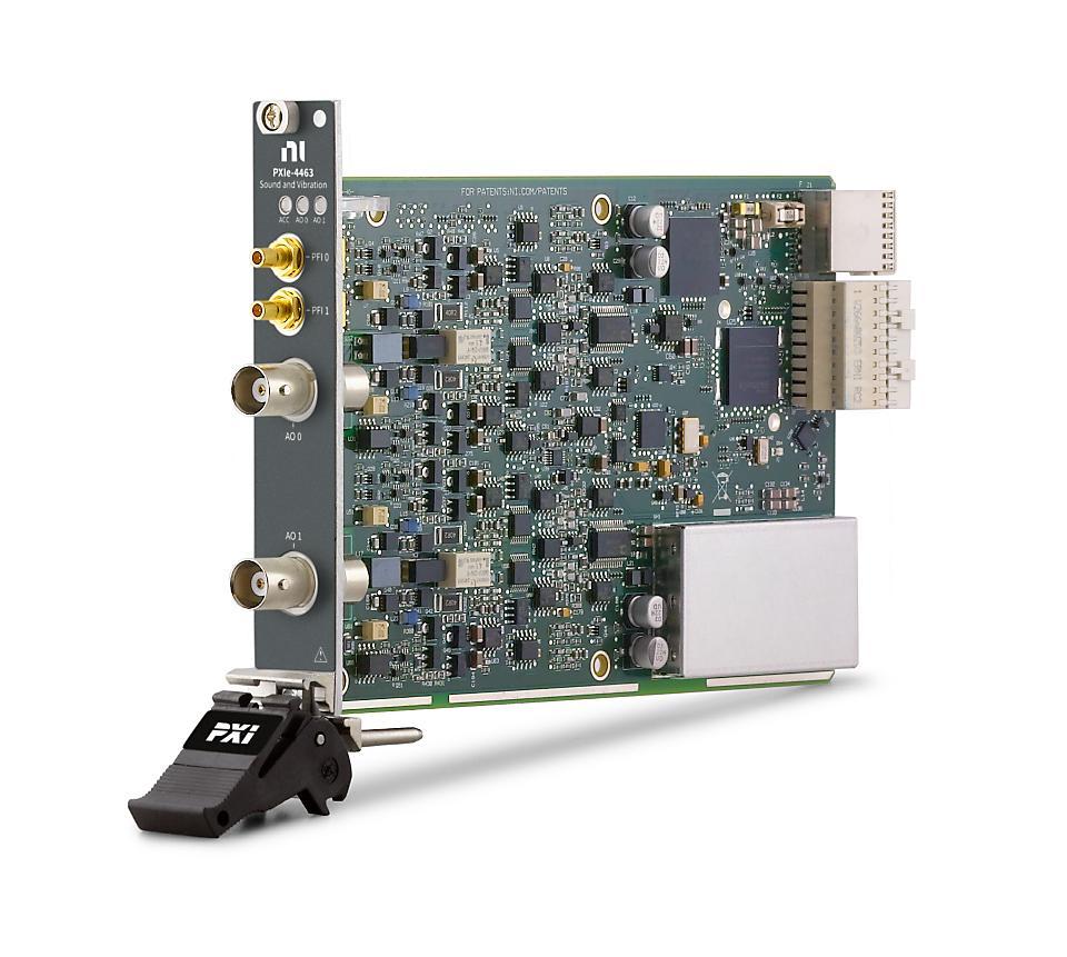 PXIe-4463