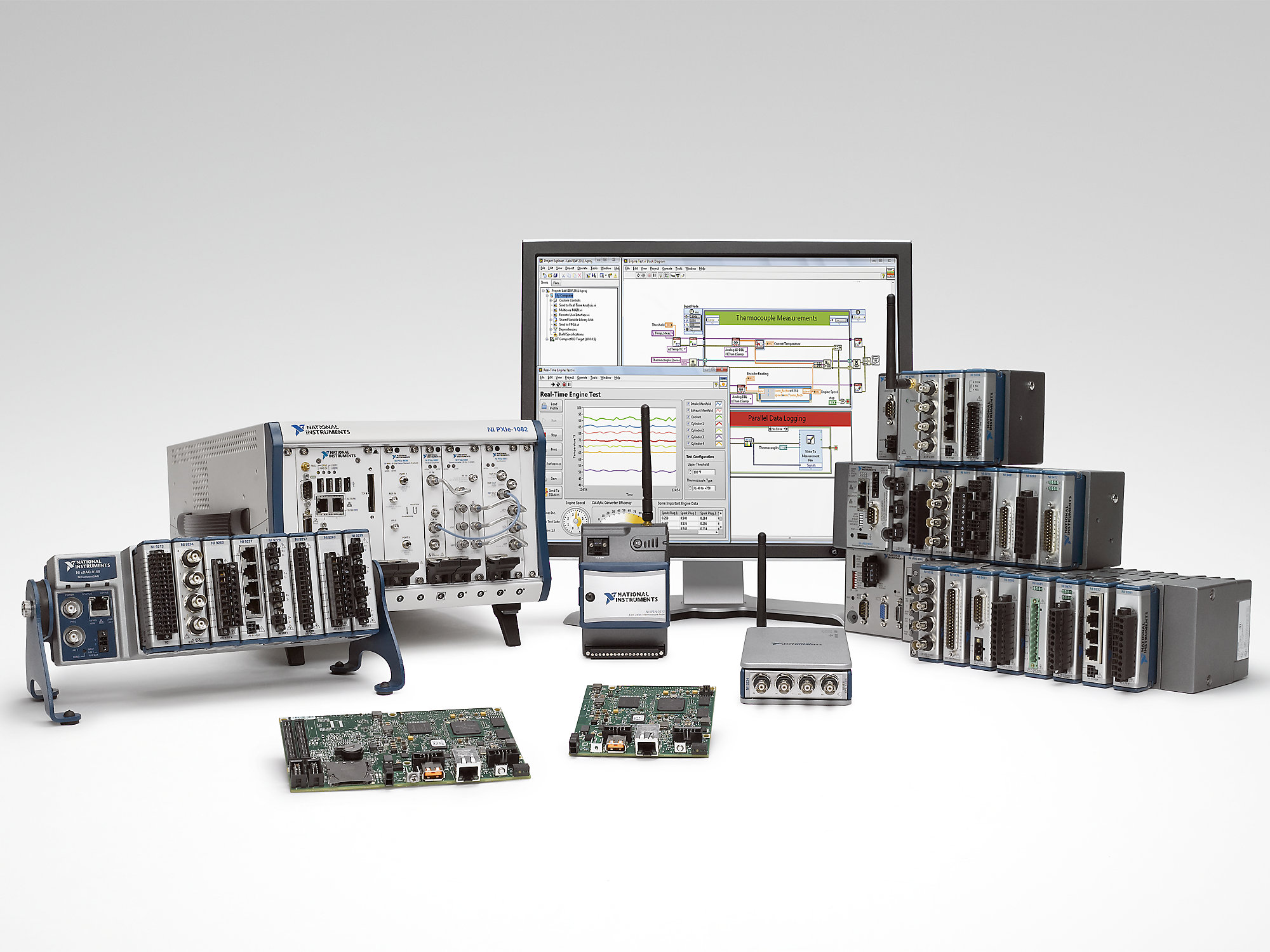 Press Images - National Instruments