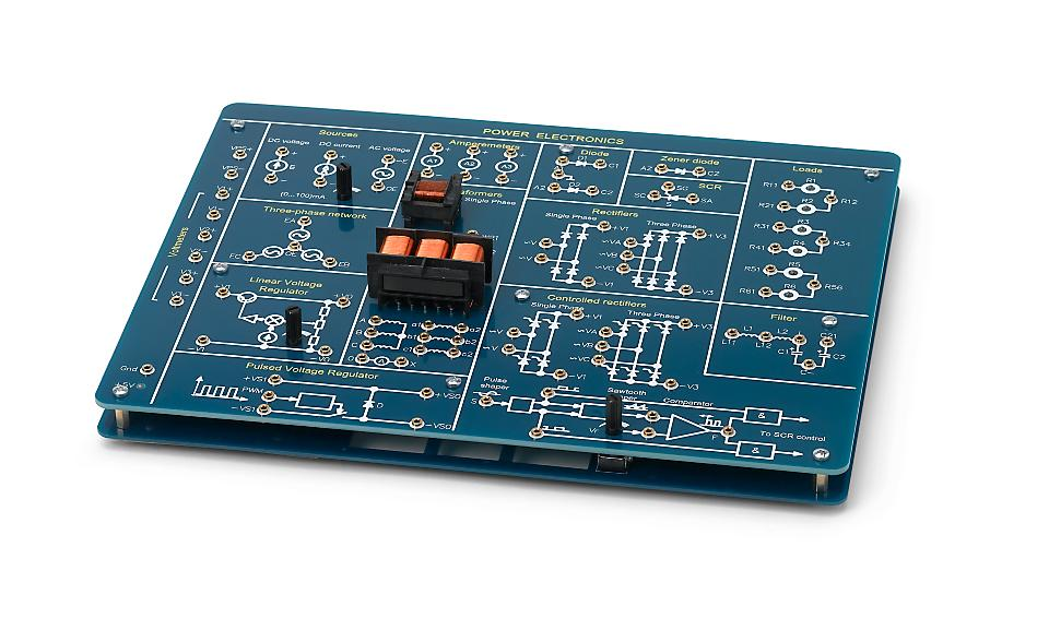 Integrator Electronics Engineering Board for NI ELVIS II/II+