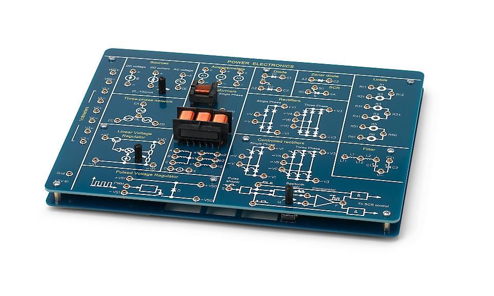 Integrator Electronics Engineering Board for NI ELVIS II/II+