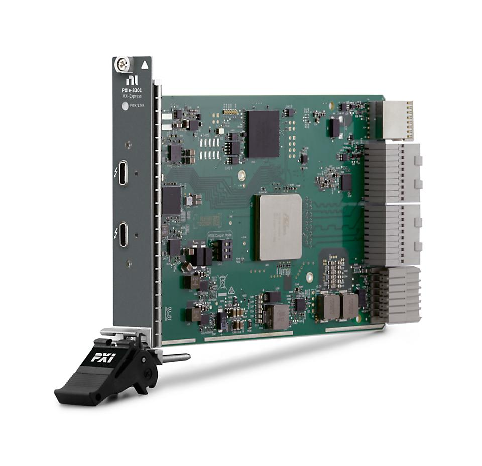 Контроллер USB3-PXIe PXIe-8301