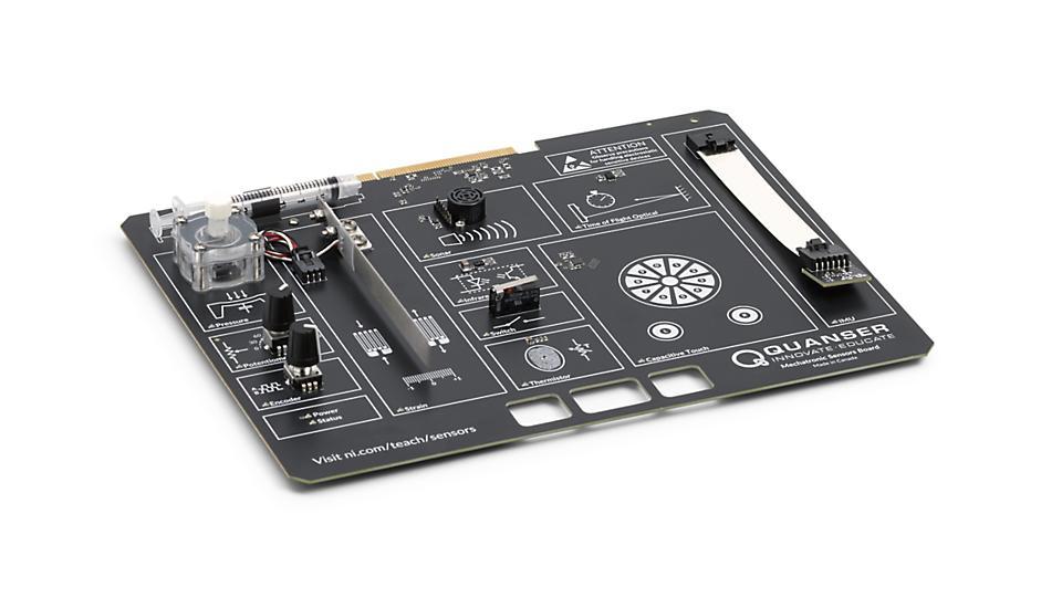 Quanser Mechatronics Sensors Board for NI ELVIS III