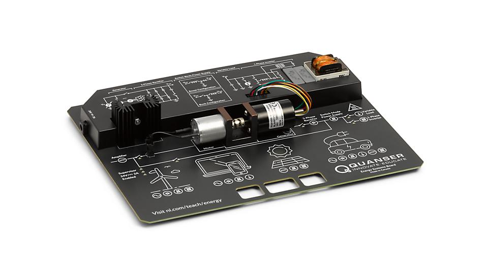 Quanser Energy Systems Board for NI ELVIS III