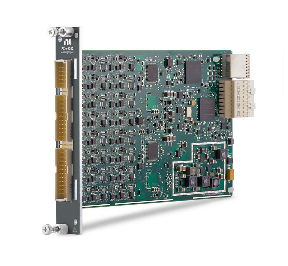 PXIe-4302