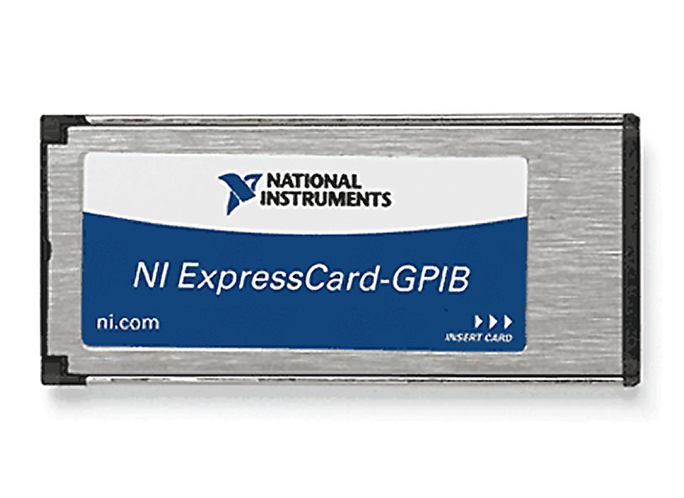 ExpressCard-GPIB