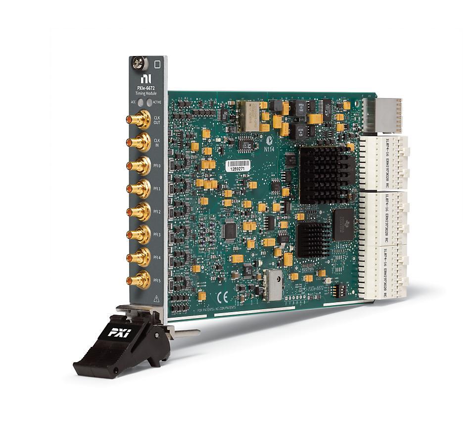 PXIe-6672