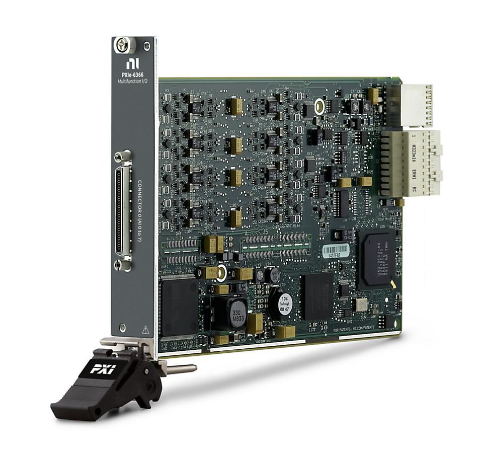 PXIe-6366
