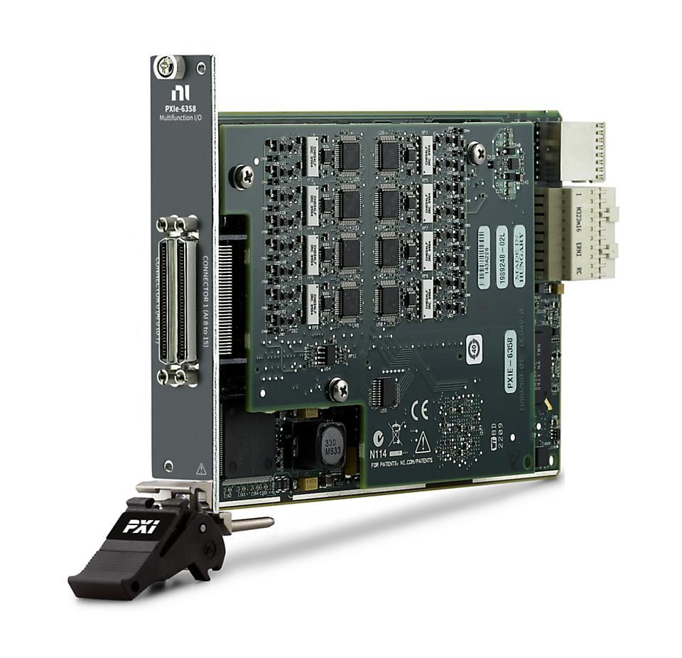 PXIe-6358
