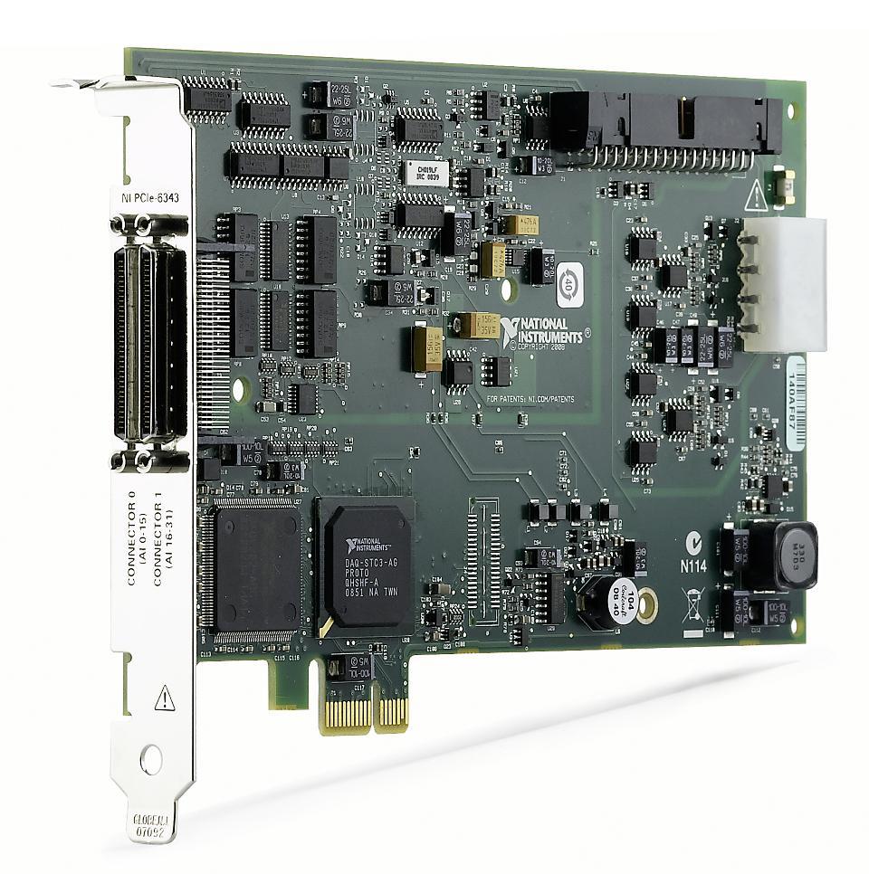 PCIe-6343
