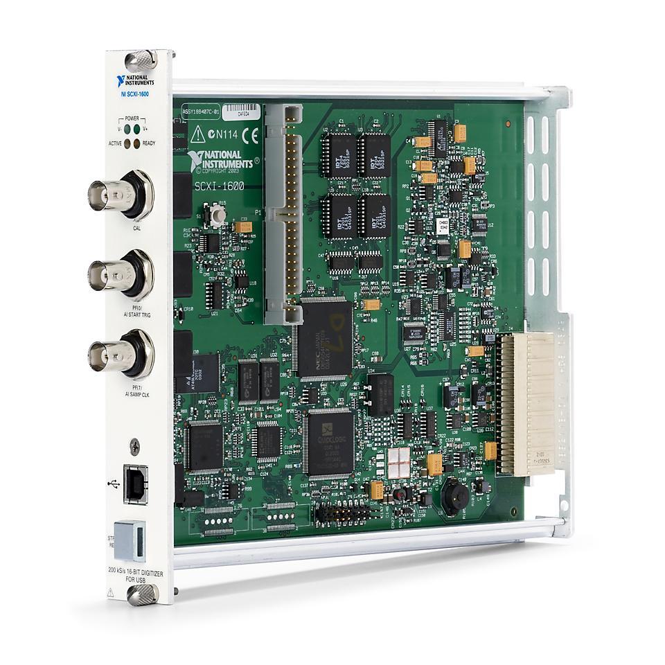 SCXI-1600