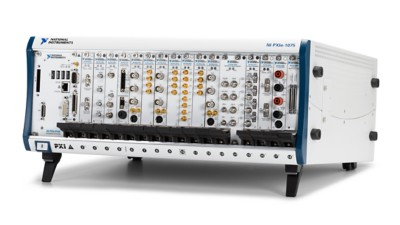PXI is a rugged, modular measurement platform.
