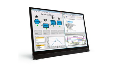LabVIEW is development software that engineers can use to build custom test, design, and control systems in a  graphical programming environment.