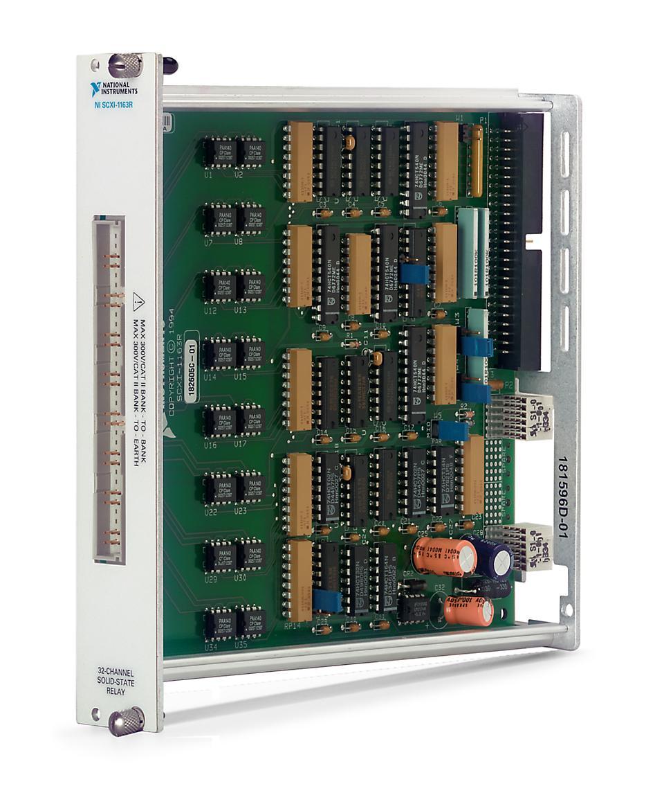 SCXI-1163R