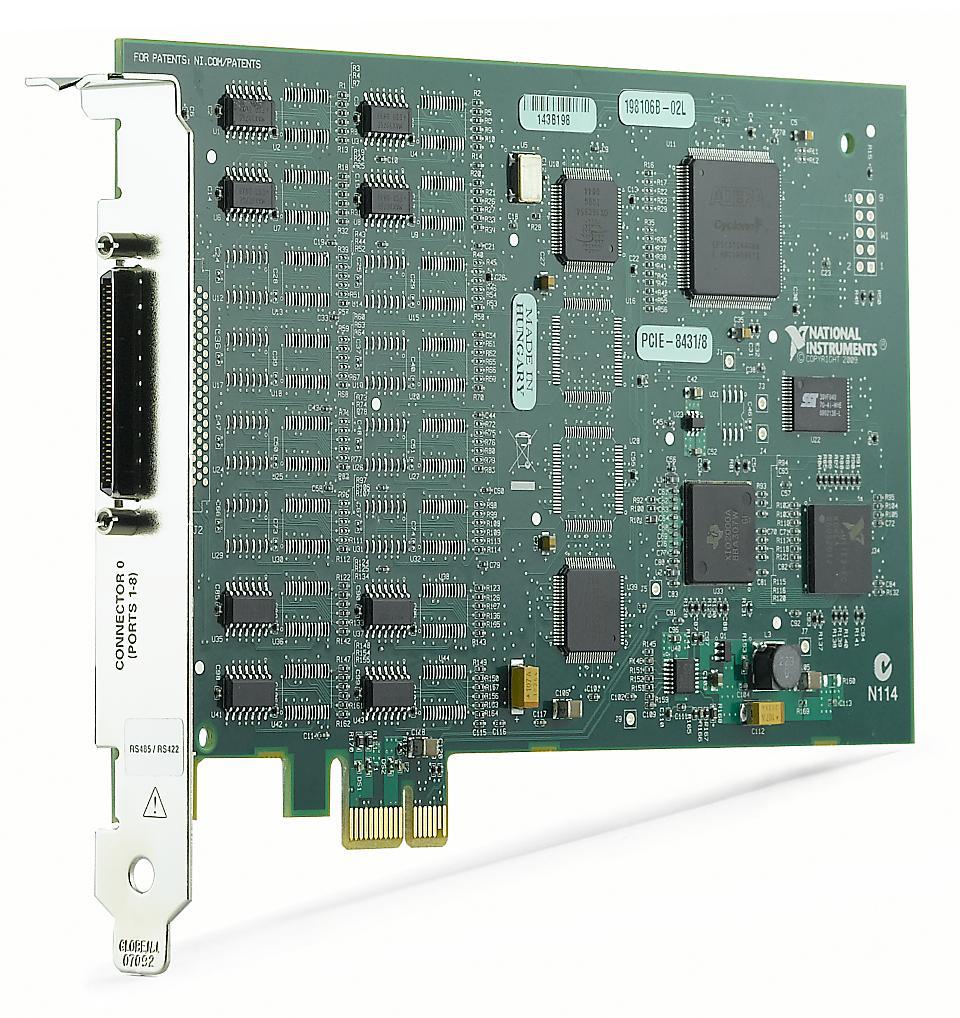 PCIe-8431/8