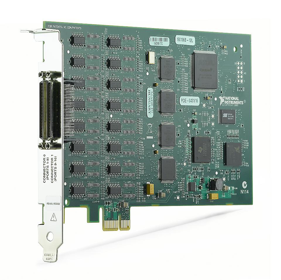PCIe-8431/16