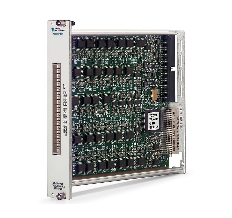 SCXI-1102