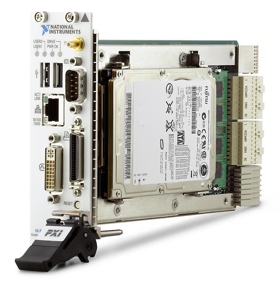 PXIe-8101