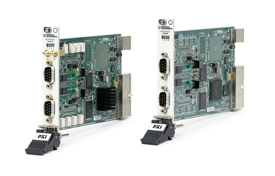 PXI CAN Interface Module