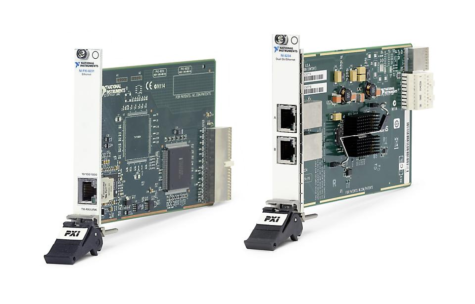 Image for PXI Ethernet Interface Module from NI United States Branch