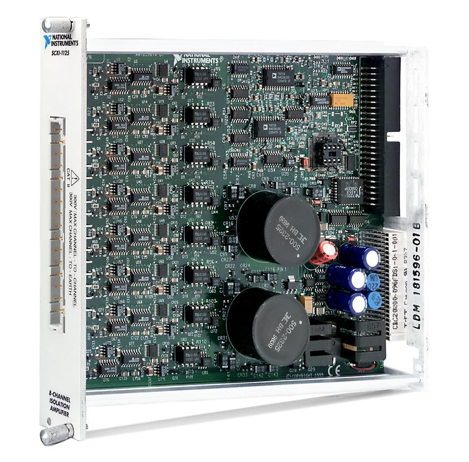 SCXI-1125
