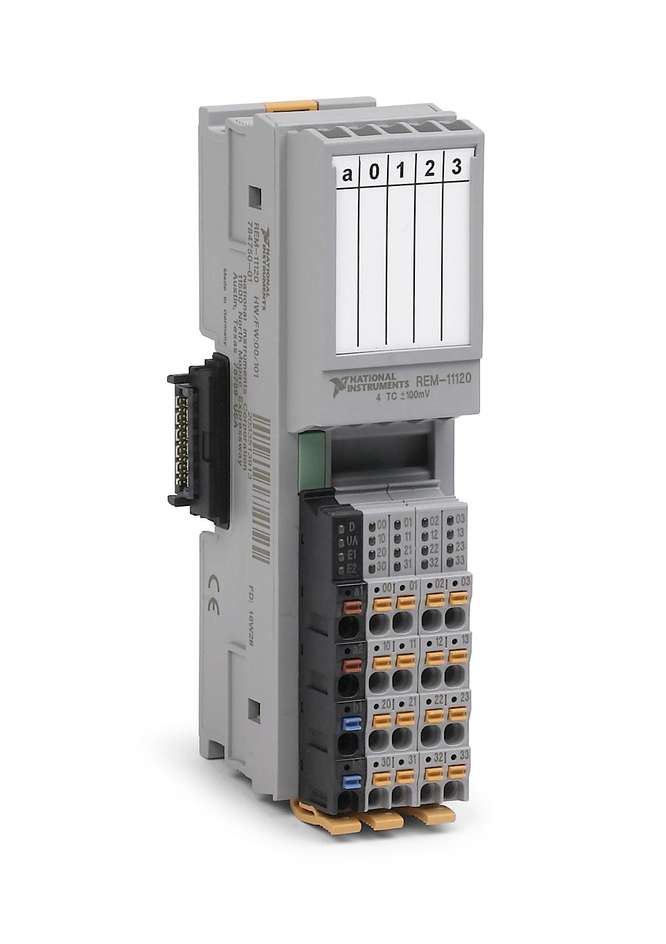 Temperature Input Module for Remote I/O