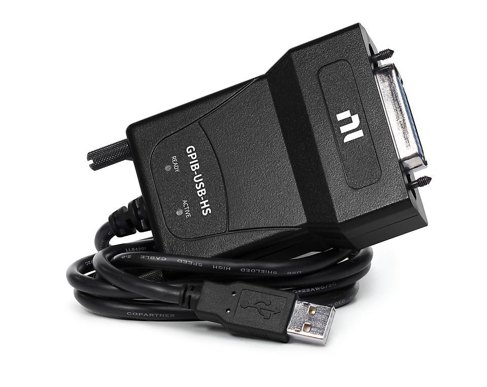 GPIB-USB-HS