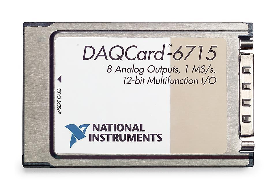 DAQCard-6715