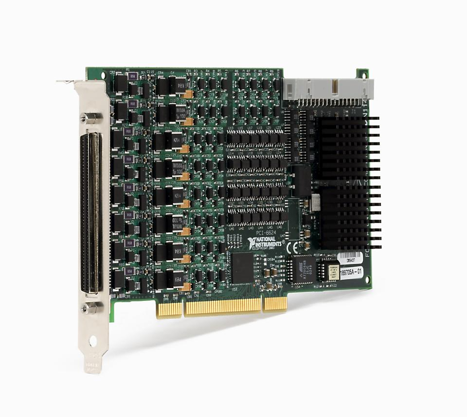 PCI-6624