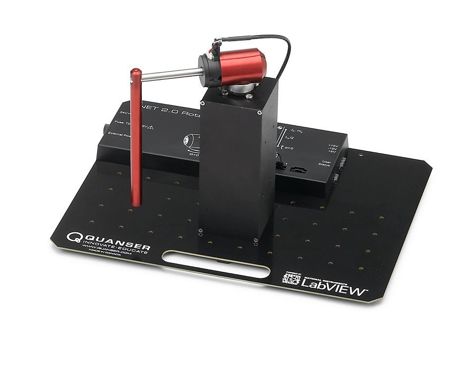 Quanser QNET Rotary Inverted Pendulum 2.0