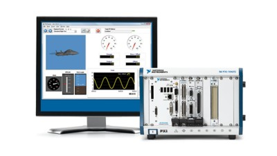 NI Mil/Aero HIL Simulator Reference System