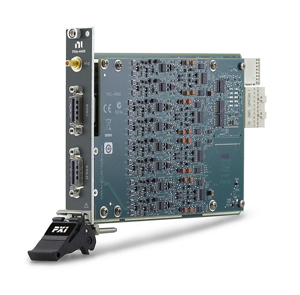 PXIe-4499